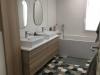 Salle de bains - photo après
