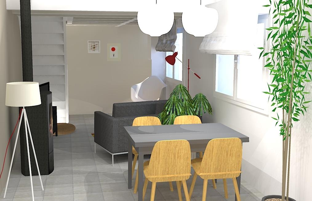Une maison individuelle pr te faire peau neuve for Qui fait les fondations d une maison