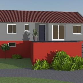 Animation de façade
