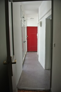 Entrée et couloir avant