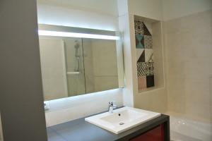 Salle de bains / Après