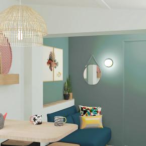 Rénovation d'un petit appartement locatif